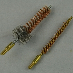 Omega Mfg AR-15 Cal .223 Bronze Brush 2pc Set