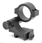 Omega Manufacturing 90 Degree Flip-To-Side Magnifier Mount