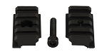 FSI AR Front Sight Tower Mount  Double Rail Version **Puts Rails On Both Sides Of Front Fixed Ar-15 Sight**