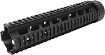 Stanag 4694/Mid Length F/F Quad Rail