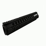 AR Rifle length Free Float Quadrail Handguard