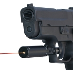 Red Laser Sight with Trigger Guard Mount/Black