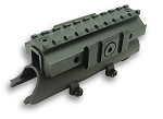 SKS Receiver Cover Tri-Rail Weaver Scope Mount
