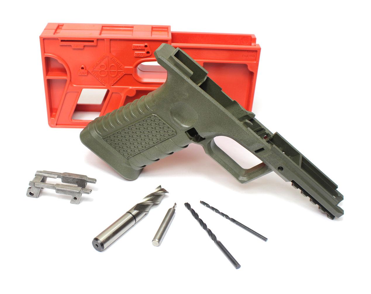 Polymer  Frame Build Kit
