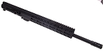 Ambidextrous Side-Charge American Made Complete Upper by Davidson Defense 1-7 Twist Nitride Barrel 12