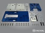 5D Tactical Heavy-Duty Steel 80% AR-15 Router Jig W/ 5/16