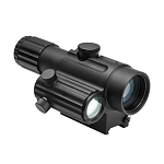 VISM DUO Urban Tactical Reticle Offset Reflex Green Dot Scope VDU0434DGB