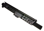 Davidson Defense 9mm AR-15 Assembled Pistol Upper W/ 1-10 Twist QPQ Nitride Finish  7