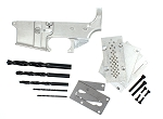 Cerro Forged AR-15 80% Lower Receiver and Anderson 80% Jig Kit Combo