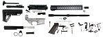 Davidson Defense AR-15 Carbine Complete Kit W/ 80% Aluminum Lower Receiver & Exclusive Handguard