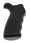 U.S. Defense MATRIX Super Resilient Rubber Pistol Grip AR-15 Ambidextrous Rubber Black