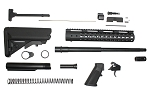 Davidson Defense Complete AR-15 Kit Minus BCG & Lower & Upper Receivers  3.5 lb Ultra Match Drop In Trigger 7.62 16