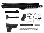 Aero Precision 9mm AR-15 Complete Pistol Kit 7.5
