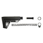 Alpha Combat  Mil-Spec Carbine AR-15 Complete Stock Kit  (Buffer Tube Kit & Stock)