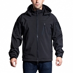 Alpha Trekker Tactical Jacket - Black - Extra Large or Large only