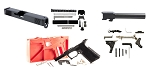 Ultimate Complete 9mm Glock 17 Polymer 80 Build Kit Includes 80% Frame,Slide Nitride Barrel, Complete Upper & Lower Parts Kits **Every Part Needed To Build Complete Glock Pistol**