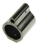 Davidson Defense Premium Low Profile Micro Gas Block & Roll Pin .750 - Made from 416R Stainless Steel Billet - Black Chrome