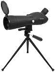 Nc/Star Spotting Scope 20X-60X 60mm Black With Tri-Pod & Red Laser