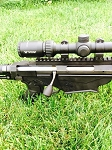 Ruger Precision Rifle Bolt Extension Machined from Billet Aluminum