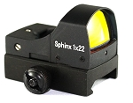 Vector Optics Sphinx High Quality Mini Red Dot Scope Sight for Pistol and Rifle