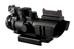 Vector Optics 4x Prismatic CQB Tactical Scope (Goliath)