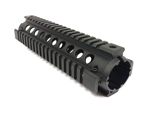 Mid Length Quad Rail 2-Piece