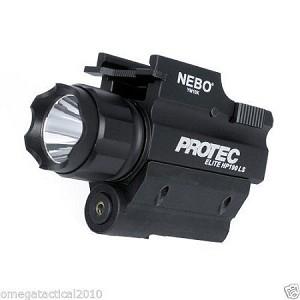 Nebo Protec Elite Hp190ls Pistol Light Amp Laser Combo Sight