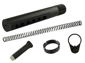 Mil Spec Buffer Tube Kit - Heavy Duty