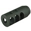 Omega Mfg Super Compensator Muzzle Device for 5.56 AR15 1/2x28