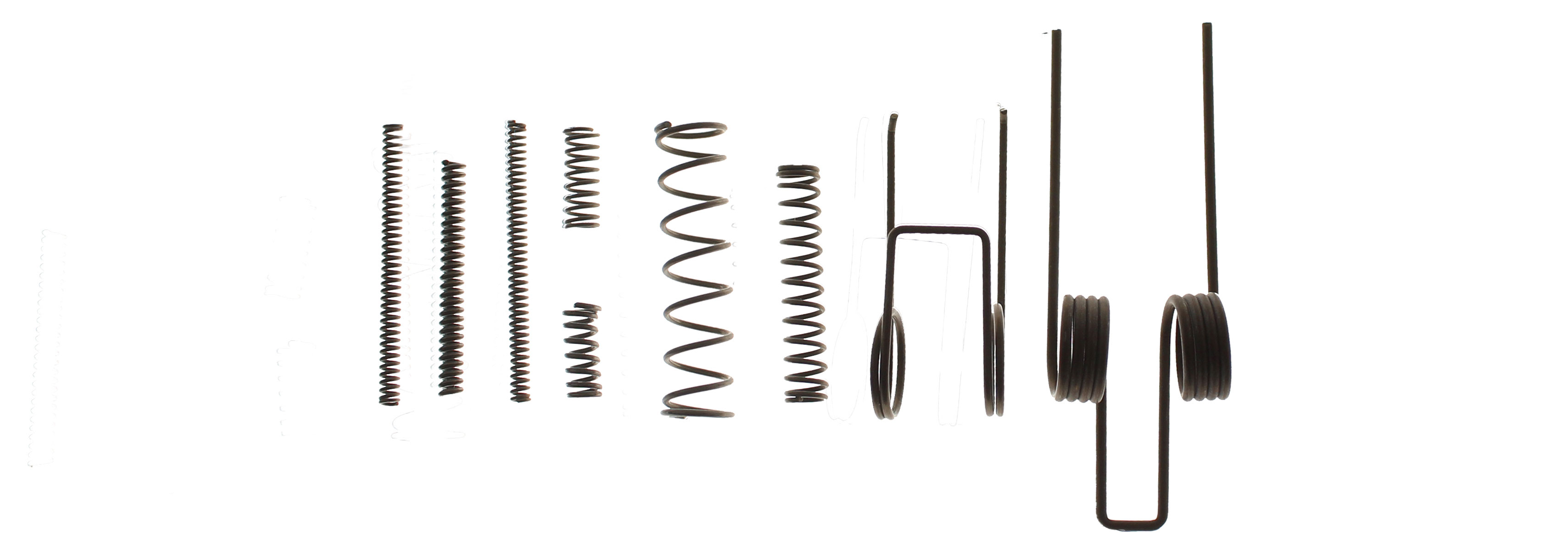 Alpha One AR-15 Replacement Springs Kit