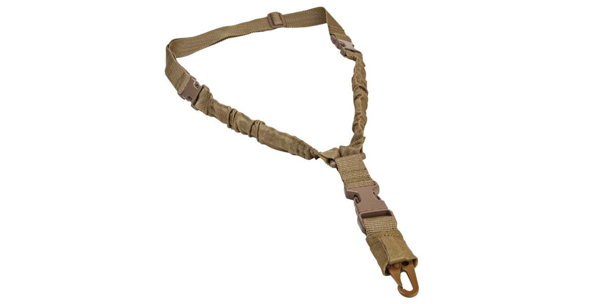 VISM Deluxe Single Point Sling - Tan