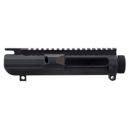 Gauntlet Arms 'Goblin' LR-308 DPMS Style Low Profile Stripped Upper Receiver Stripped - Matte Black