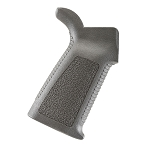 Ergo MSR Grip for AR-15/M16 Textured Rigid - Black