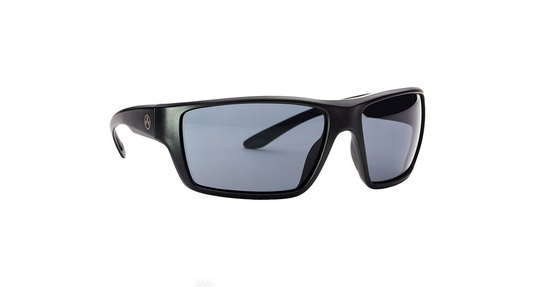 Magpul Terrain Glasses, Matte Black Frame, Gray Lenses, Medium/Large