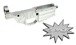 5 PACK - Noreen Lr-308 Ar 308 80% Billet Lower Receiver  (Works With Most Forged 80% Jigs)
