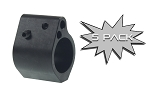5 PACK - Omega Mfg. .750 Low Profile Adjustable Gas Block