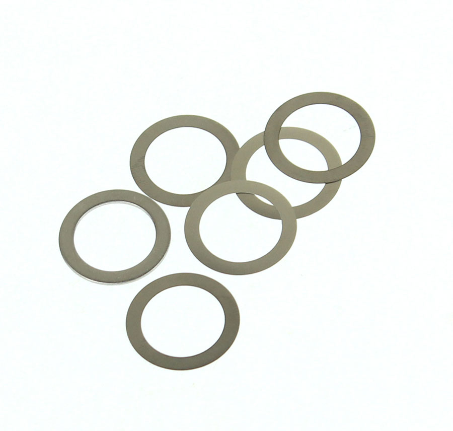 YHM Muzzle Device Shim Set 1/2