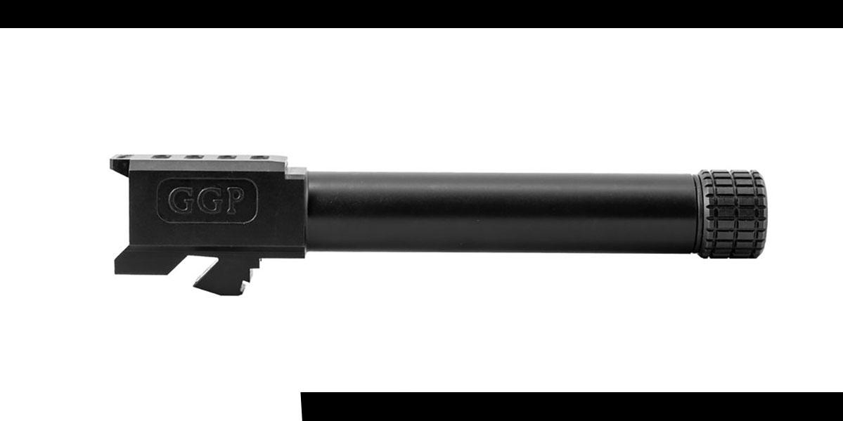 Grey Ghost Precision Glock® 19 Threaded Match Grade Barrel