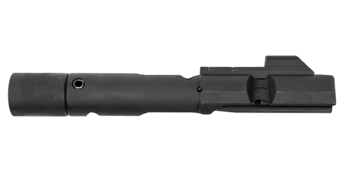 New Frontier Armory AR-15 Standard 9mm Bolt Carrier Group - Glock, Colt, and MP5 Compatible