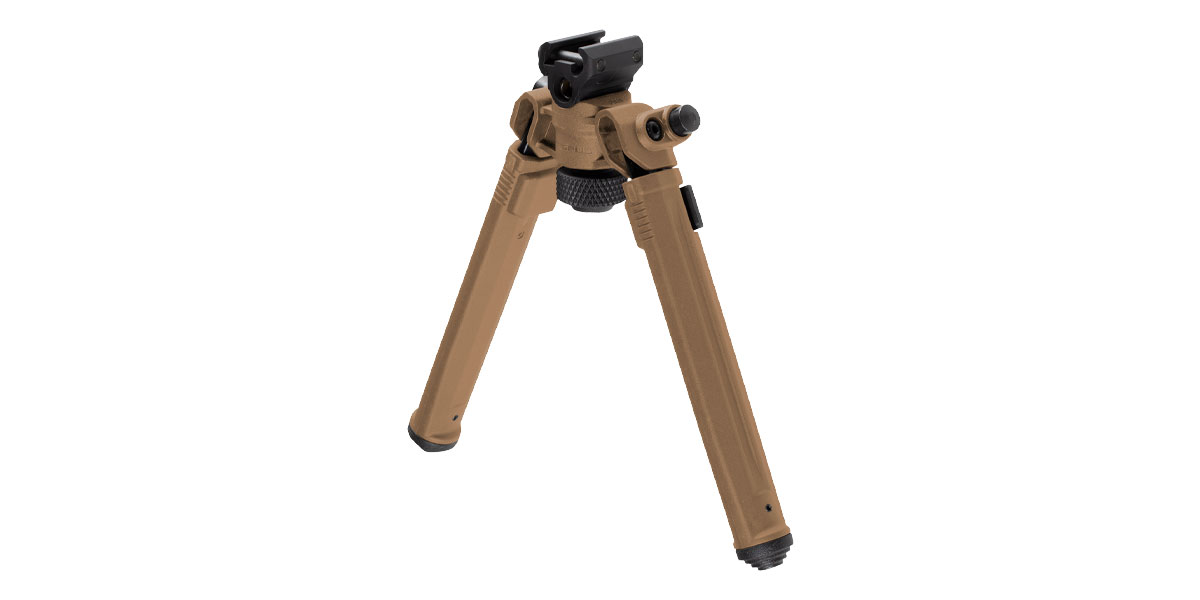 Magpul FDE Bipod,1913 Picatinny Rail Attachment