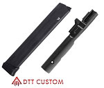 Delta Deals AR-15 9mm BCG + 33 Round Glock Magazine