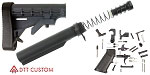 Trinity Force LE Stock LR-308 Finish Your Lower Rifle Kit