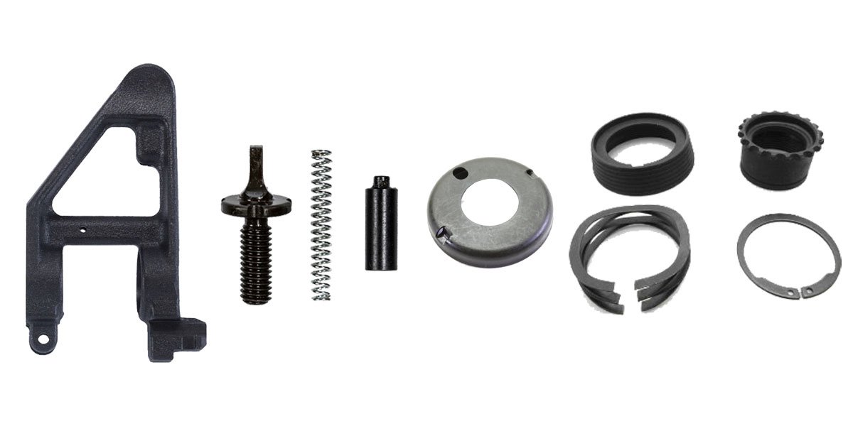 Omega Deals AR-15 A2 Barrel Conversion/Replacement Parts Kit