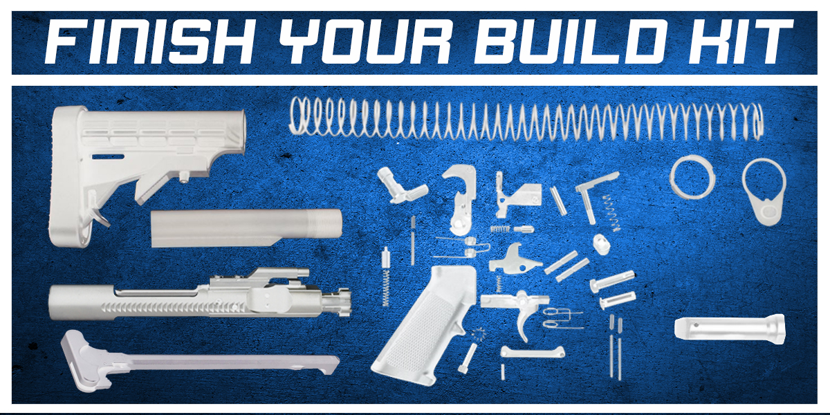 Finish Your Build Kit