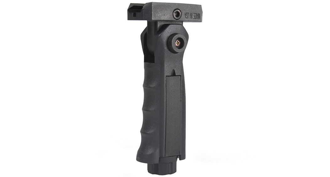 Omega Mfg. Pro Series - 5 Position Adjustable Vertical Grip