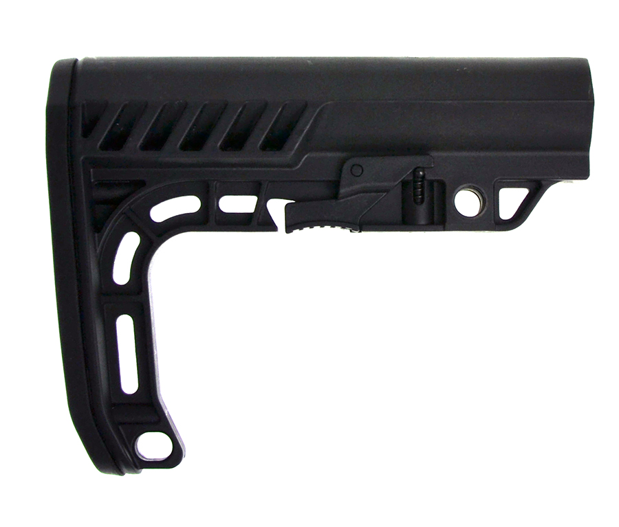 Lakota Ops Minimalist AR-15 Stock fits Mil-Spec Buffer Tube