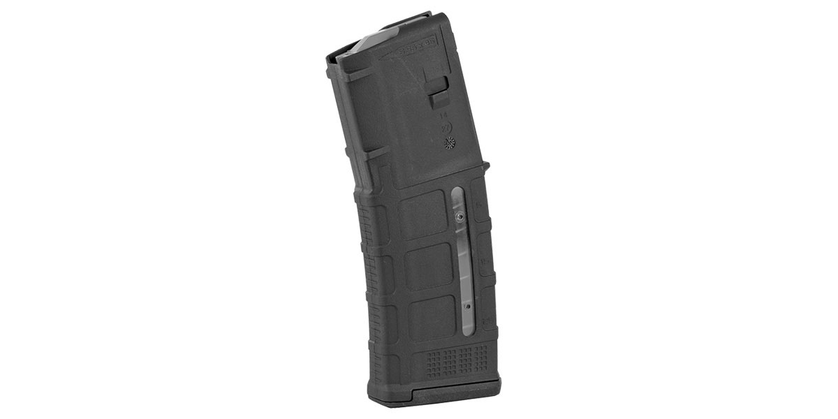 Magpul Industries, M3 With Window, .223 Rem/5.56 NATO, 30Rd Magazine