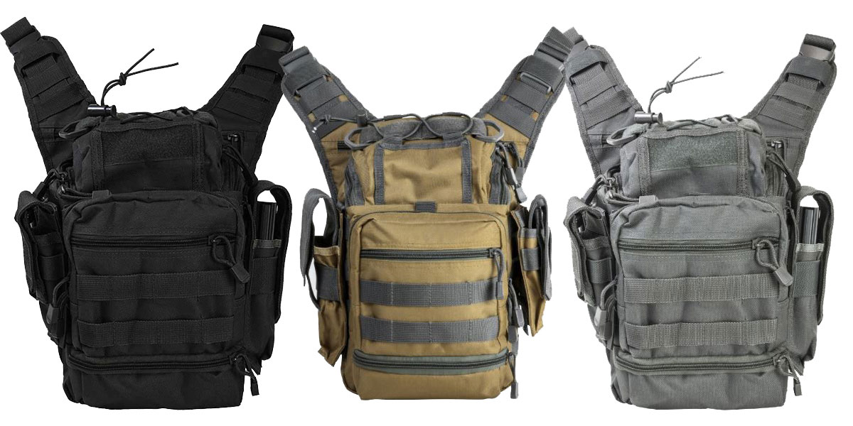 VISM First Responders Utility Bag - *PICK YOUR COLOR*