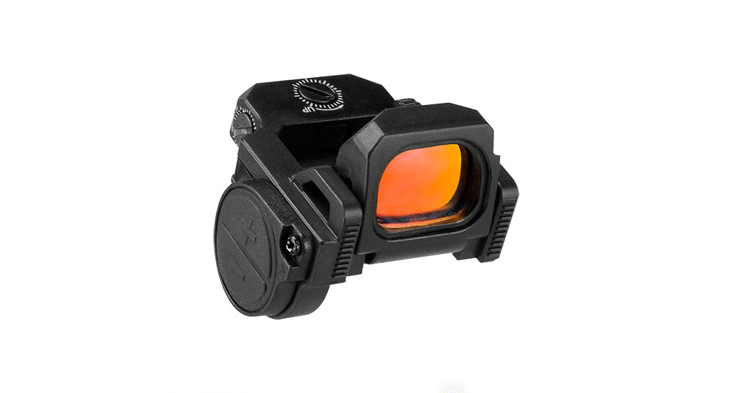 Vism FlipDot Pro Red Dot Reflex Optic - Black