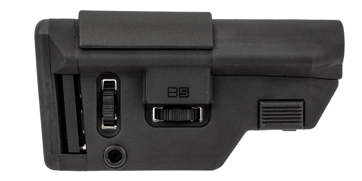B5 Systems Collapsible Precision Stock for LR-308/AR-10